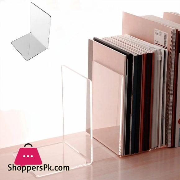 Acrylic Book Holder 1 Pair
