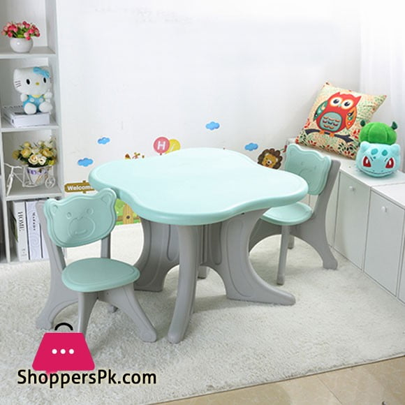 Children's Play Study Table and Chair Set LZY-14
