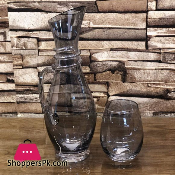 Glassware High Quality Water Set 7 Pieces