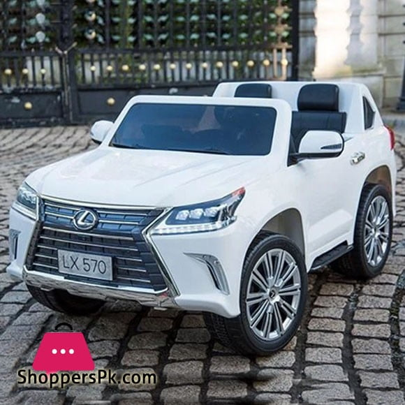 Lexus LX 570 Toddler 4WD Remote Control Ride On Car