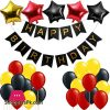 Mickey Mouse Birthday Party Favors for Kids Complete Deal Pack Foil Balloon Set