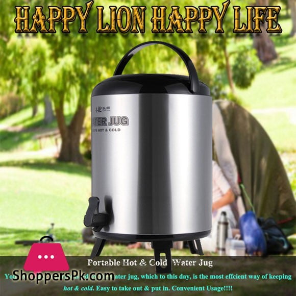 Water Cooler 11.8 Liter Stainless Steel Inner Imported Cooler