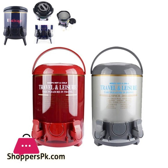 Water Cooler 7.7 Litre Color Body Aluminium Inner Imported Cooler