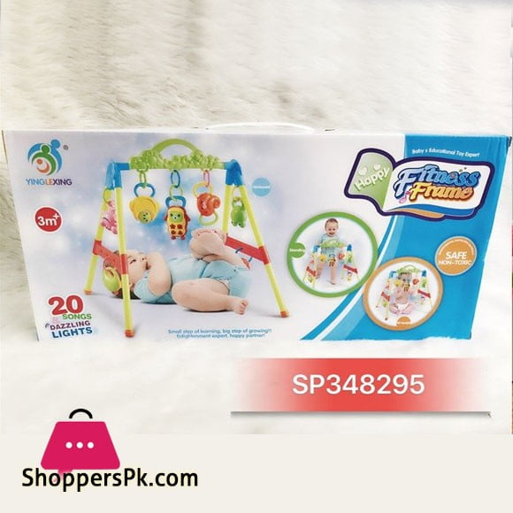 Baby Fitness Frame Musical YL402