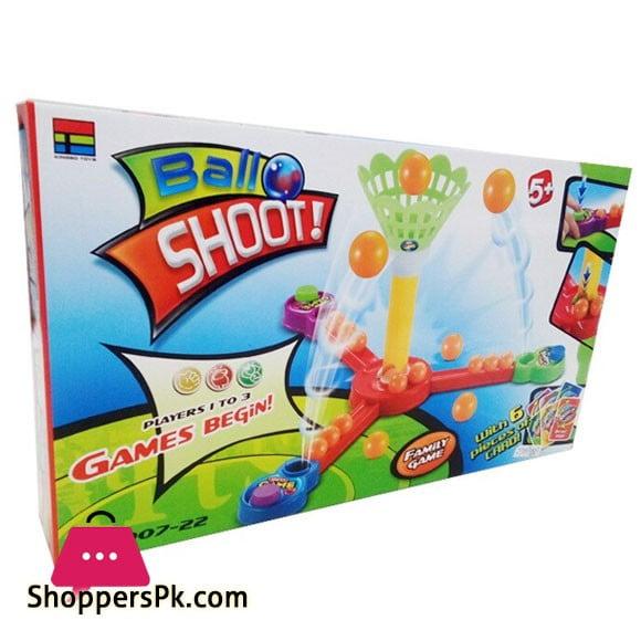 Ball Shoot Game Family Game 007-22