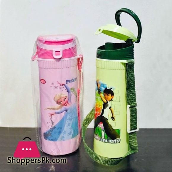 Cool Win Star Cartoon Character Water Bottle One Piece
