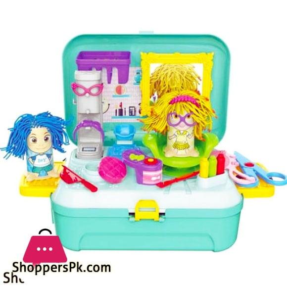 Dough & Carry Hair Salon Game Set