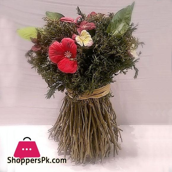 Flower Express Rattan Planter FL-178 Sri Lanka Made
