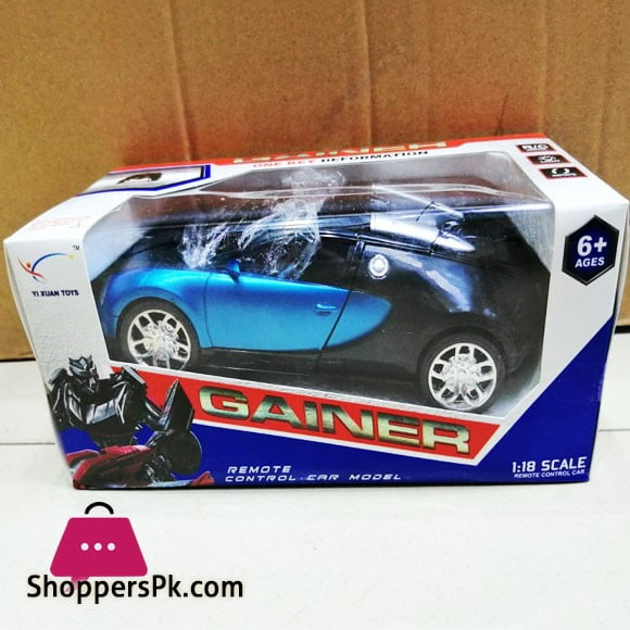Gainer Remote Control Car Model