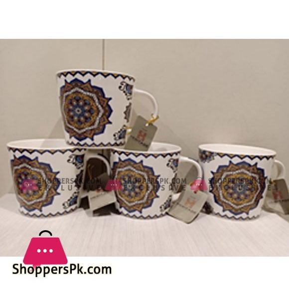 Heritage Mug Cubic 1Pcs