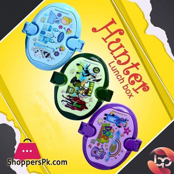 Hunter Cartoon Character Lunchbox One Piece