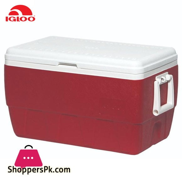 Igloo Family Ice Box Cooler 52 QT – 49 Liter Ice Box #44525
