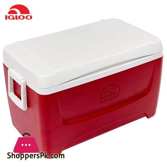 Igloo Island Breeze 48 Quart Ice Box Cooler #44560