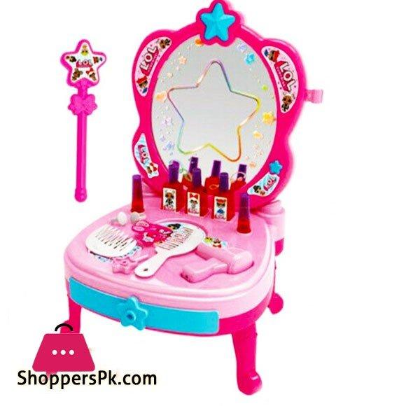 LOL Surprise Doll Dresser Table Toys
