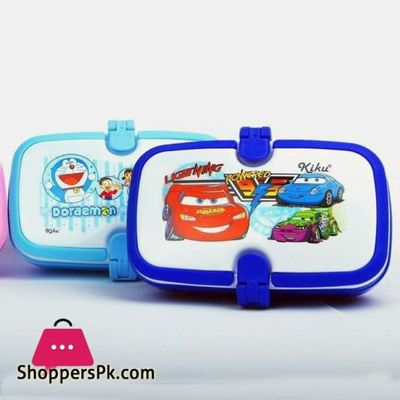 Lunch Box Cartoon Character One Piece