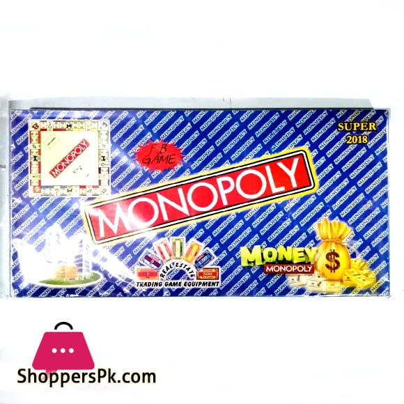 Monopoly Trading Game For Kid