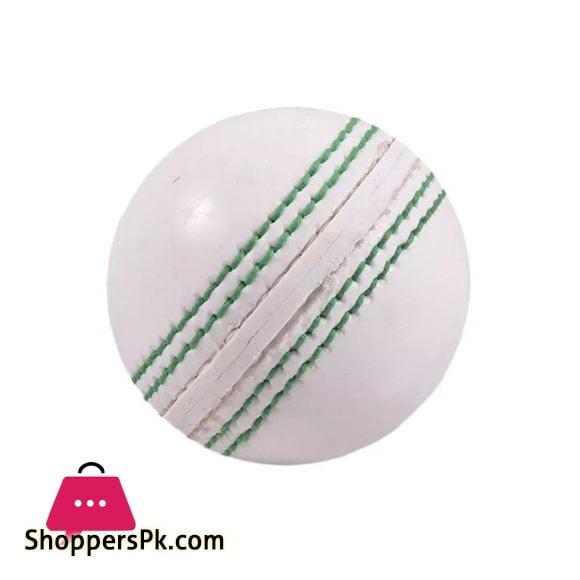Plastic Hard Ball White for Kids