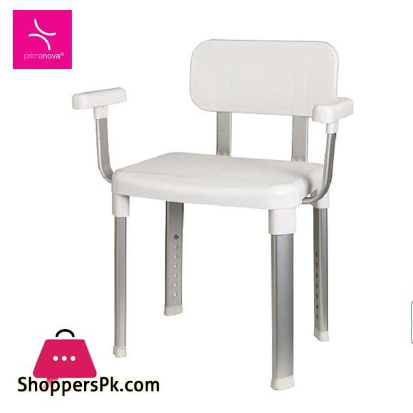 Primanova Cappadocia Bath Chair Back And Arm Support Turkey Made KV19
