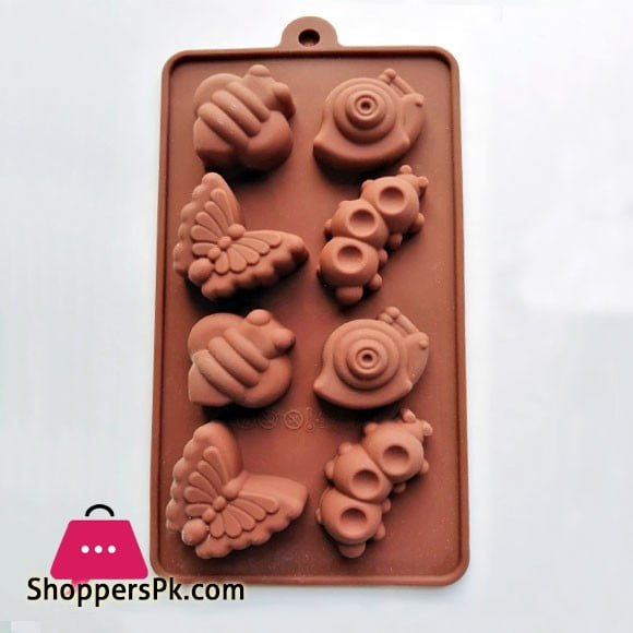 Silicon Chocolate Heart Mould BT3