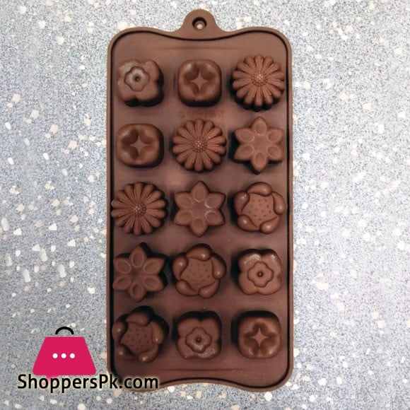 Silicone Chocolate Mould MB