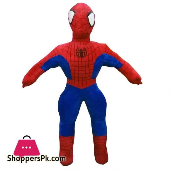 Spiderman Plush Stuff Toy 4 Feet