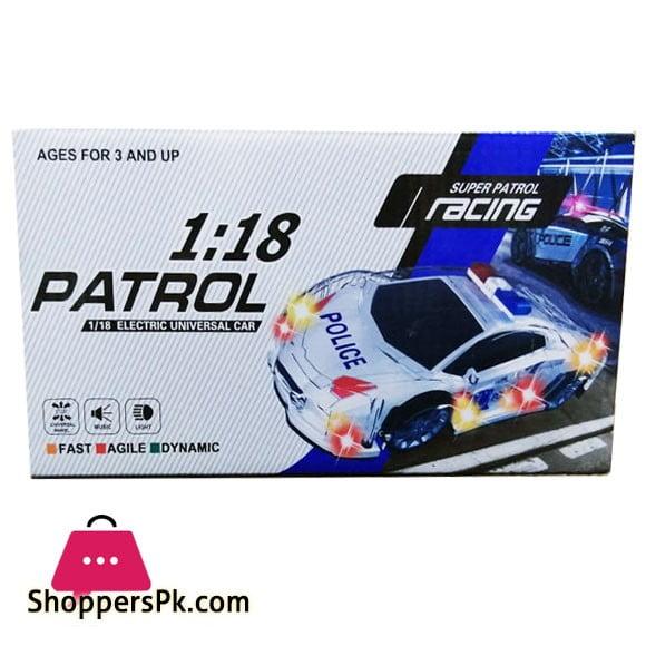 Super Patrol Racing Car