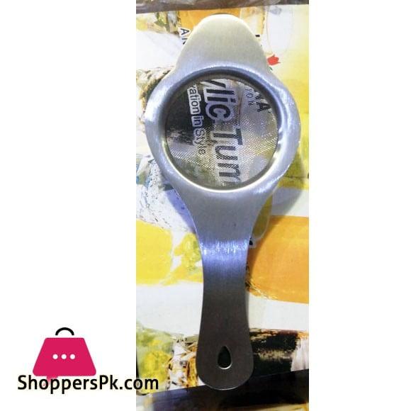 Tea Strainer - Silver
