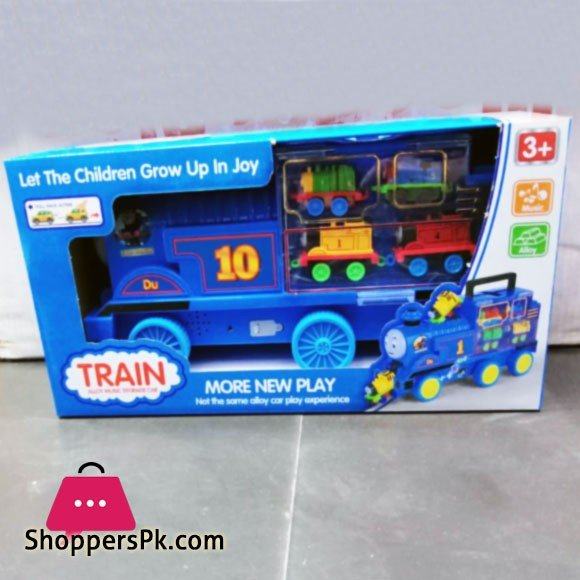 Thomas Music Alloy Train For Kid