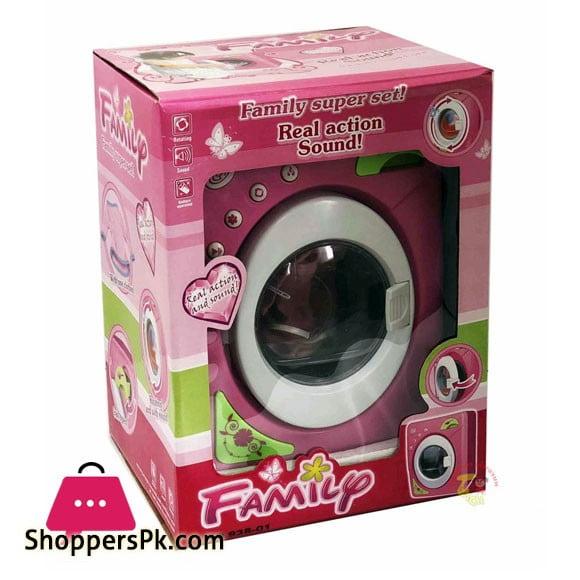 "Washing machine ""Family"" (light, sound)"
