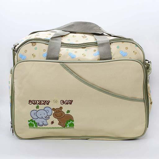 BABY BAG BEIGE JUMBO 93996 M&B
