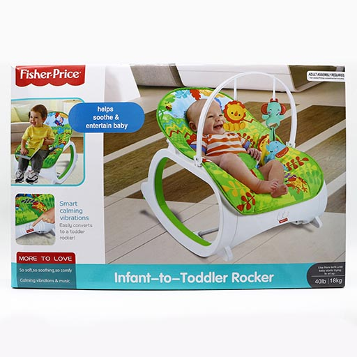 27075 INFANT TO TODDLER ROCKER-in-Pakistan