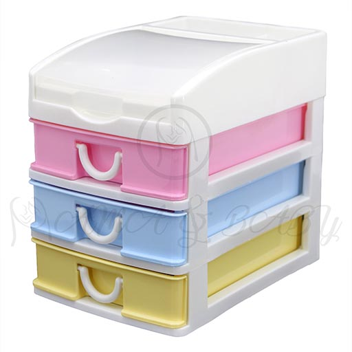 3+1 LAYER MINI DRAWERS FLORENCE HD9231-in-Pakistan