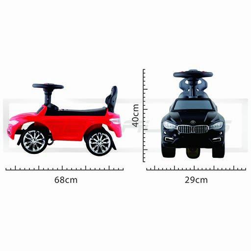 7661 PUSH CAR