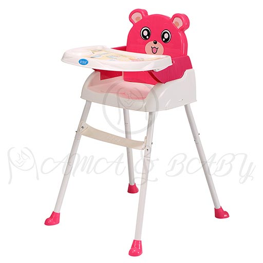 HIGH CHAIR PINK 218-351