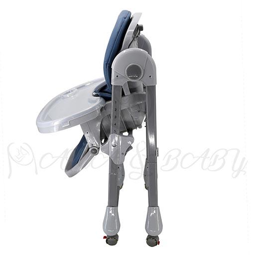 HIGH CHAIR DARK BLUE YQ-008