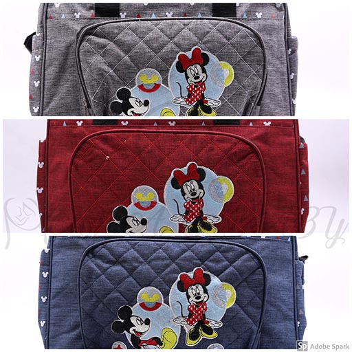 BABY BAG MICKEY MOUSE 9009 M&B