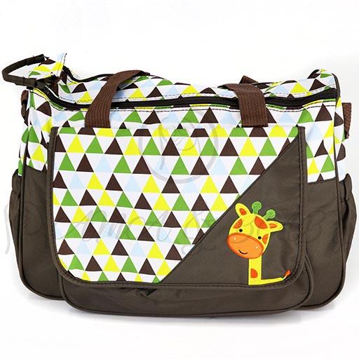 EXCLUSIVE DIAPER BAG 4PCS 9027 M&B