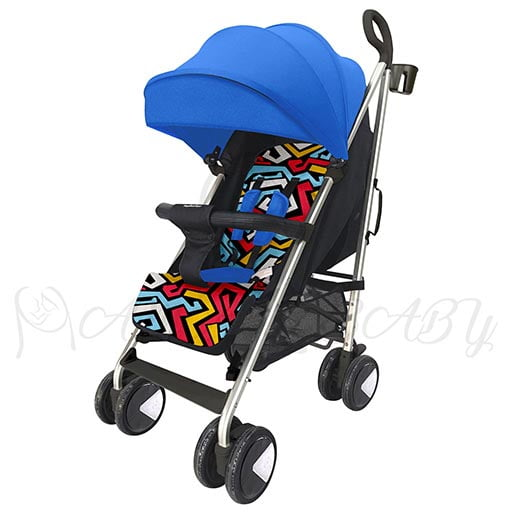 LUXURY BUGGIE BLUE QE9-273 ESON