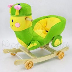 ROCKING INSECT WITH WHEEL DRY-8102