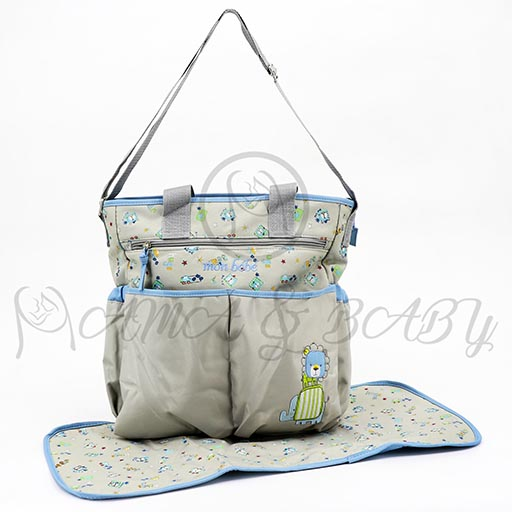 EXCLUSIVE DIAPER BAG SINGLE 9014