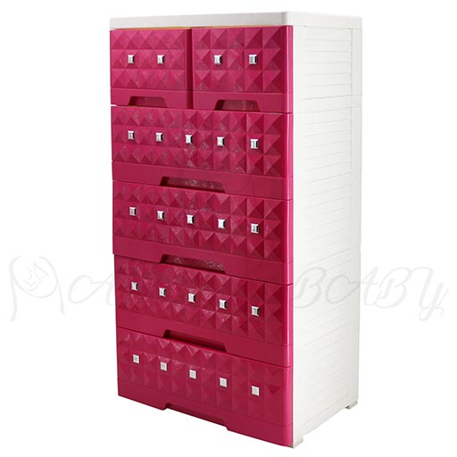 4+2 DRAWERS BUTTON 8175-in-Pakistan