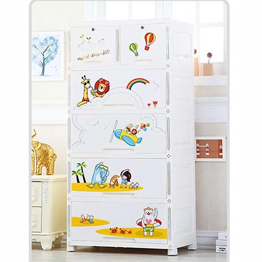 4+2 JUMBO DRAWERS LION 705870-in-Pakistan