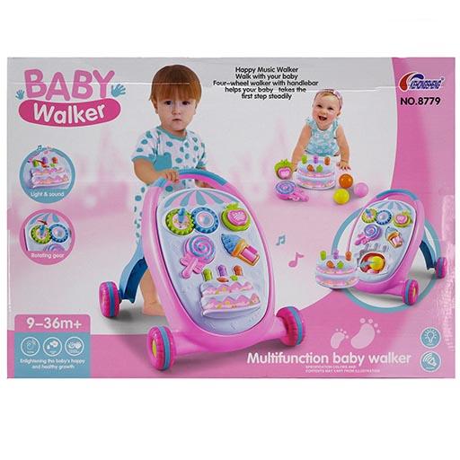 Baby Activity Music Walker 999A