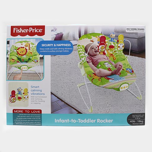 27083 INFANT TO TODDLER ROCKER