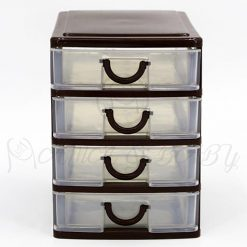 4LAYER MINI DRAWERS FLORENCE/COFFER HD9924