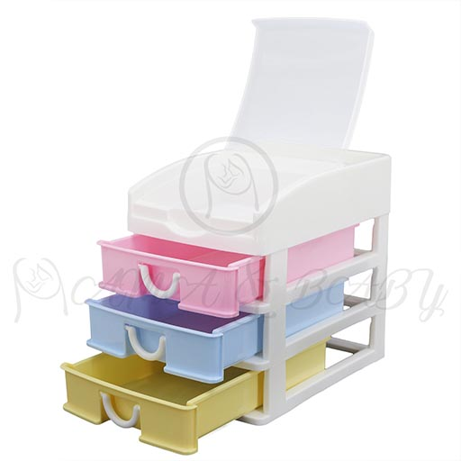 3+1 LAYER MINI DRAWERS FLORENCE HD9231