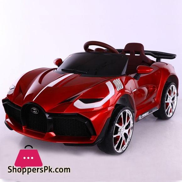 Bugatti Divo Kids Ride on Car Matalic Paint Colour
