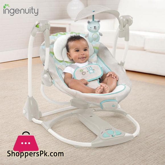 Buy Ingenuity ConvertMe Swing-2-Seat at Best Price in Pakistan