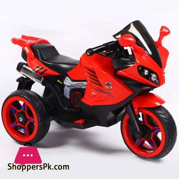 Kids Electric Ride on Bike 3 Wheel Motorbike Motorcycle LB-517