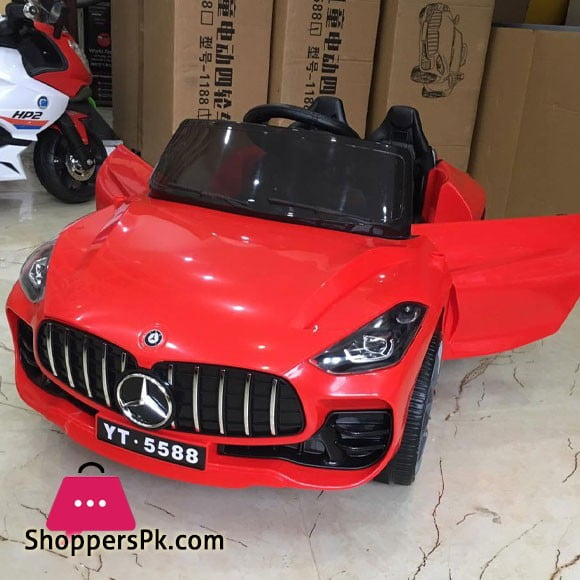 Mercedes Kids Ride on Electric Car with Swing YT-5588 2 to 8 Years Kids